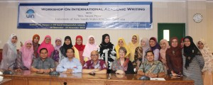 workshop on international academic writing